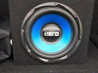 Zero subwoofer 750w for sale