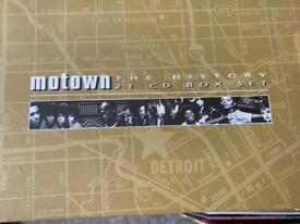 CD box set Tamla Motown