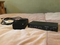 Beresford DAC and headphone amplifier