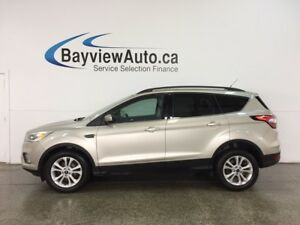 2017 Ford Escape SE - ECOBOOST! ALLOYS! HTD STS! DUAL CLIMATE...