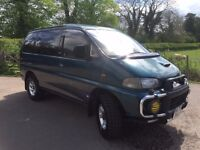Mitsubishi Delica Space Wagon well looked after