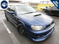 2000 Subaru Legacy Wagon GT Twin-Turbo 4WD 93K's NO ACCDNT 1 YR  Vancouver Greater Vancouver Area Preview