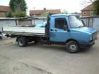 leyland daf pick up truck