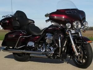 2014 harley-davidson Electra Glide Ultra Limited   $4,000 in Opt London Ontario image 1