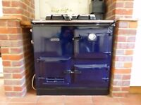 Aga-Rayburn 380G/L Gas Fired Central Heating/Cooker