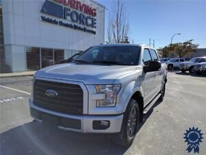 2016 Ford F-150 XLT, 5.5 Ft Box, 5 Passenger, 3.5L V6, 43,843 KM