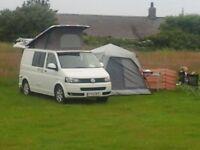 Volkswagon camper T5 2012