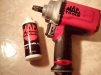 "Mac Tools ""THE DADDY"" 1/2"" Drive Titanium Impact Gun"