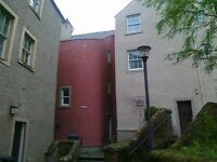 2A HOWEGATE - 1 BEDROOM STUDIO FLAT IN HAWICK AVAILABLE FOR RENT