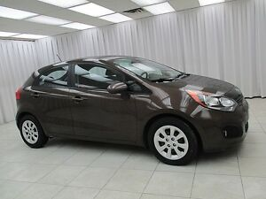 2012 Kia Rio 5 5DR HATCH w/ BLUETOOTH, CRUISE AND HEATED FRONT S