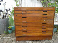 Plan Chest in wonderful condition!