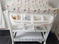 Baby Changing and Bathing Station (collection only)