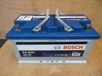 bosch 12 volt 80ah car battery