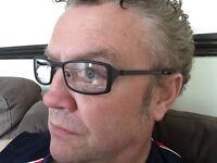 Glasses frames and lenses complete