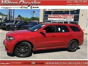 2015 Dodge Durango R/T AWD 5.7L V8 8.4 Navigation Leather Sunroo