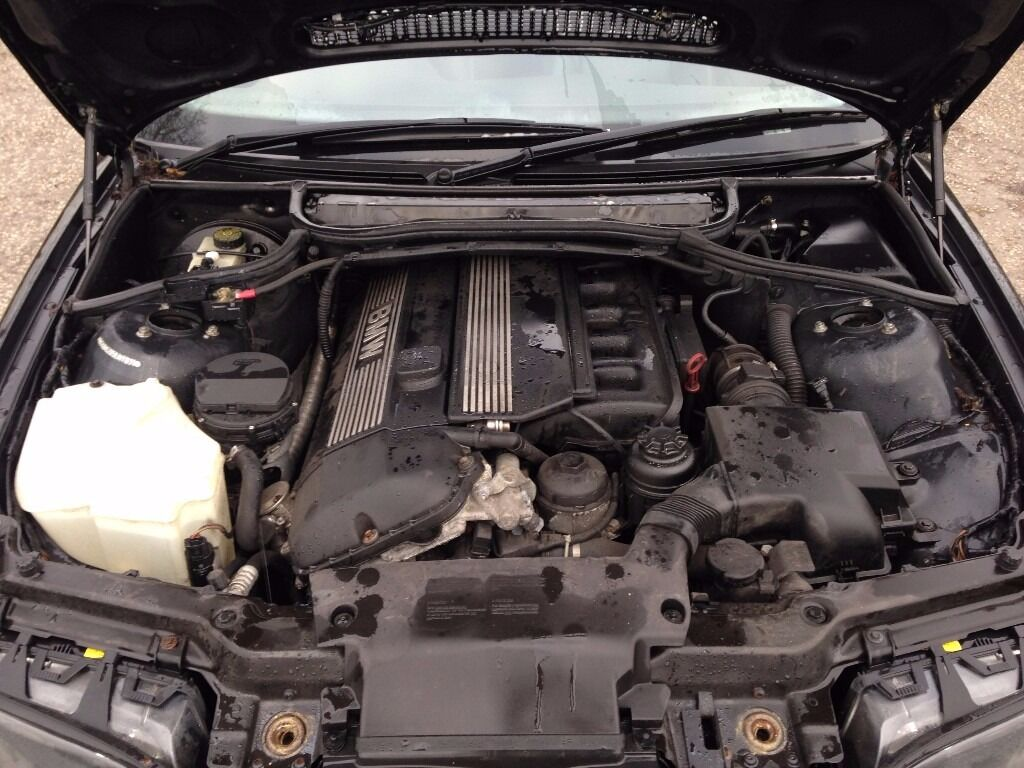 Simmons Bmw  Bmw E46 3 Series M54b22 Engine For Breaking