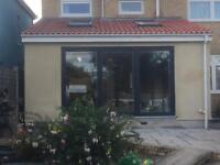 General builder landscaping decking fencing roofing Garden walls driveways