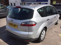 07873 638269 - 2006 Ford S-MAX 1.8 TDCI 125 LX – 7 Seater – 6Speed