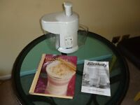 Russell Hobbs Juice Lady with Recipe Book