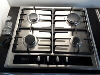 Neff Gas Hob T23S36N0 GB ex display never been used. £180