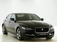 Jaguar XE R-SPORT (black) 2016-06-17