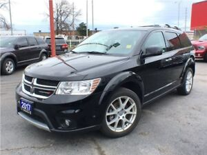 2017 Dodge Journey GT**AWD**7 PASSENGER**LEATHER**BLUETOOTH**