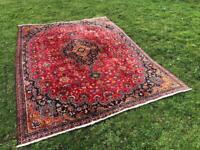 Large Handmade Persian Rug