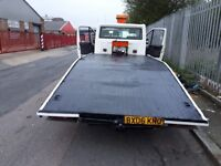06 reg ford transit recovery drives well