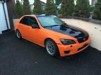 Lexus is200 drift / track car