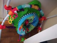 Baby Einstein bouncer