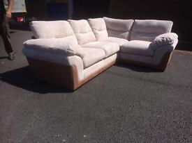 Sultan corner sofa