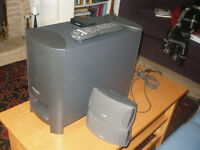 Bose Cinemate Digital Home Theatre Speaker System for sale