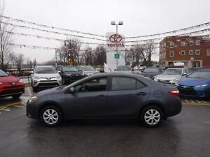 2014 Toyota Corolla CE A/T-POWER GROUP-A/C-BLUETOOTH
