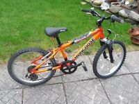 MONGOOSE ROCKADILE A/L PRO BOYS MOUNTAIN BIKE