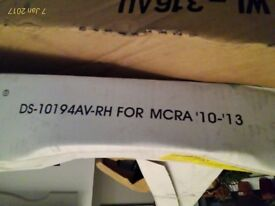 Nissan Micra Front RH Wing 2011 on Hatchback Boxed and unopened