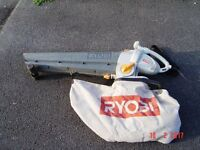 Ryobi garden vac/blower Model RBV-2200