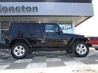 2014 Jeep Wrangler Unlimited Sahara Touch-Screen