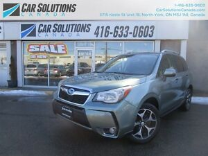 2014 Subaru Forester 2.0XT Limited **SOLD**