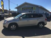 2012 Chevrolet Orlando LT | USED CARS SOO |