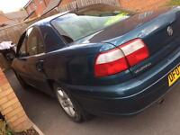 OMEGA 2.2 CD AUTO LOW MILES