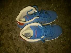 Boys size 5 adidas trainers