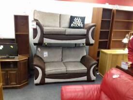 Sofa 2 seater x two BHF Glasgow