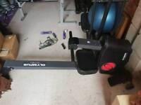 olympus hydro rowing machine