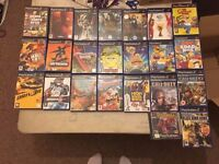 Ps2 and 22 Ps2 Games