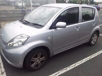 Daihatsu Sirion S, 55,000 Milage, MOT Dec 17,Road Tax £30, Cat D,Prev 3 Owners, Service History
