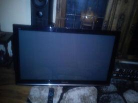 Panasonic 42 inch HD TV