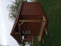 10x12 Characterized Storage shed