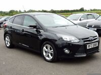 2013 ford focus 1.6 tdci zetec with only 45000 miles, only £20 pound a year road tax