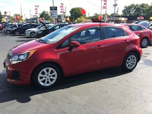 2016 KIA RIO EX- CRUISE CONTROL, SATELLITE RADIO, BLUETOOTH, PO