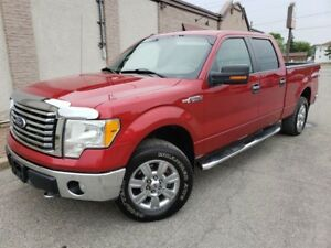 2010 Ford F-150 XTR / 4X4 / 6 PSNGR / IMPECABLE!!!